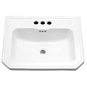 Mirabelle® Amberley 3-Hole Drop-In Lavatory Sink MIRAM454