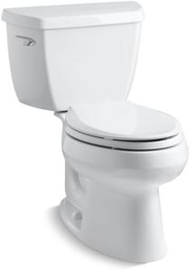 Kohler Wellworth® 1.28 gpf Elongated Two Piece Toilet K3575