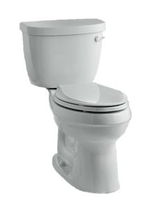 Kohler Cimarron® 1.6 gpf Elongated Toilet K3589-RA