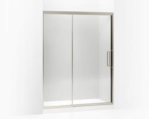 Kohler Lattis® 60 in. Semi Frameless Pivot Shower Door K705810-L