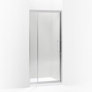 Kohler Lattis® 36 in. Semi Frameless Pivot Shower Door K705802-L