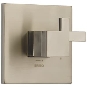 Brizo Siderna® Medium Flow Valve Only with Double Lever Handle DT60080