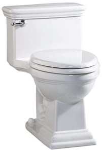 Mirabelle® Key West 1.28 gpf Elongated One Piece Toilet MIRKW241A