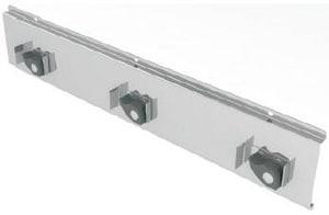 Acorn Engineering 3 in. Stainless Steel Mop Hanger Bracket in Stainless Steel AKMH