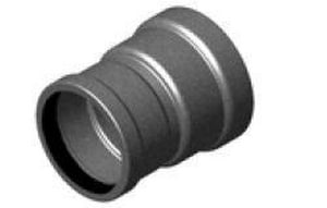 Harrington Corporation Gasket Ductile Iron Sewer Adapter H2837P