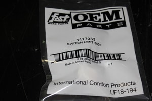 International Comfort Products Limit Switch I1177033