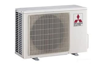 Mitsubishi Electronics USA P Series Single-Zone Floor Mount and Wall Mount Outdoor Mini-Split Air Conditioner MPUYANHA4