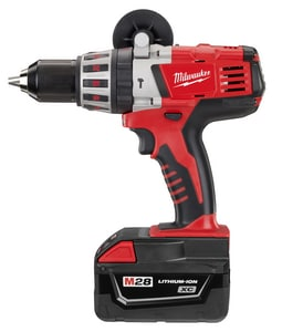 Milwaukee 28 V 1/2 in. Hammer Drill M072622
