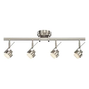 Kichler Lighting 26.4W 4-Light Led Fixed Rail Light KK10326NI