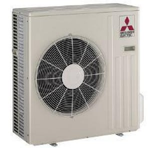 Mitsubishi Electronics USA 19 SEER Outdoor 24 MBH Air Conditioner MMUYGE24NA
