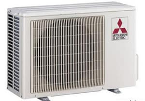 Mitsubishi Electronics USA 34-5/8 in. 19 SEER Outdoor Heat Pump MMUZFENA