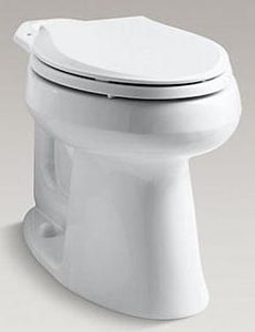 Kohler Highline® Elongated Toilet Bowl K4373