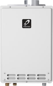 Takagi 6.6 gpm 1,40,000 BTU Internal LP Gas Tankless Water Heater TTKJR2INLP
