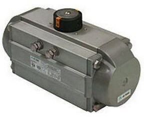 Air Torque S.P.A. 3-7/20 in. Spring Return Pneumatic Actuator APT100S11E