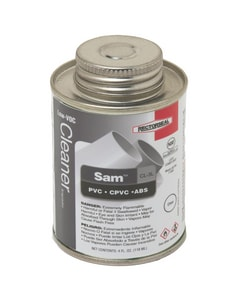 Rectorseal Sam™ Primer Low Volatile Organic Compound Cleaner in Clear REC55
