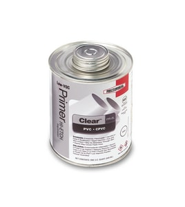 Rectorseal 1 qt PVC Primer Low Volatile Organic Compound Clenaer in Clear REC55981