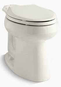 Kohler Highline® 1.28 gpf Elongated Bowl Toilet K4373
