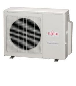 Fujitsu Halcyon™ HFI 230 V Dual Zone Heat Pump Outdoor Condenser FAOU18RLXFZ