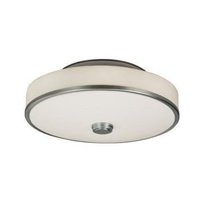 AFX Lighting Transitional 55W 1-Light Semi-Flush Mount Ceiling Light ASHC2240MVT