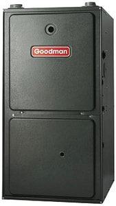 Goodman 95% Downflow Horizontal Variable Speed 91 MBH Commercial Control GGCVC950915DX