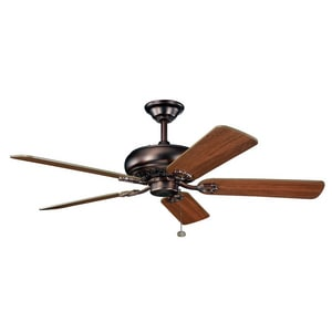 Kichler Lighting Bentzen™ 52 in. 5-Blade Ceiling Fan KK300118
