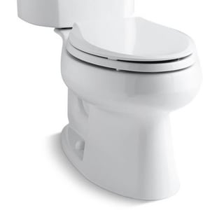 Kohler Wellworth® 1.6 gpf Elongated Toilet K3978-TR