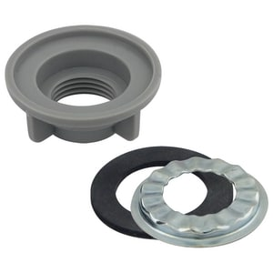 Lincoln Products® 1/2 Locknut And Rosette LIN101800