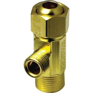 Lead Law Compliant 3/8C X 1/4C ST Adapter Tee