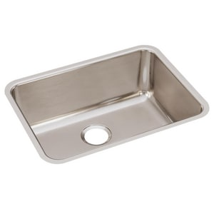 Elkay Harmony™ 25 x 18-3/4 in. Single Bowl Under-Mount Sink with 10 in. Depth EELUH231710