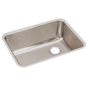 Elkay Gourmet 10 in. Stainless Steel Undermount Kitchen Sink EELUH231710R