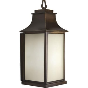 Progress Lighting Salute 8-7/8 in. 100W 1-Light Medium Lantern PP5955108