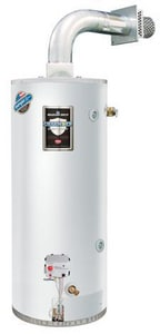 Bradford White Defender Safety System® Natural Gas High Efficiency Direct Vent Water Heater with Solid BDH1504T6FBNSOLID