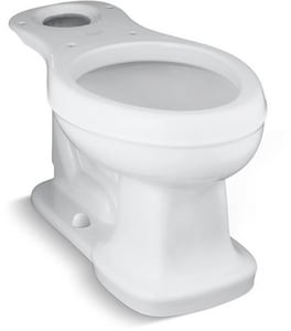 Kohler Bancroft® 1.28 gpf Elongated Bowl Toilet K4067