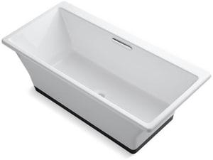 Kohler Reve® 67 x 31-1/2 in. Freestanding Bathtub in White K819-F63-0