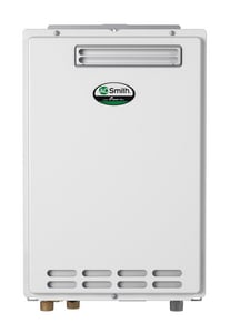 A.O. Smith On-Demand Tankless 10 gpm 1,99,000 BTU LP Gas External Tankless Water Heater AATO510LP