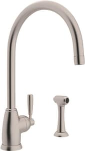 Rohl Perrin & Rowe® Kitchen Faucet with Side Spray RU4846LS2