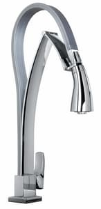 Fortis Pull-Down Kitchen Faucet with Single Lever Handle F5455700