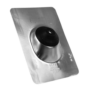Oatey 12-1/2 x 1/2 - 1 in. Aluminum Roof Flashing O11832