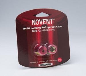 Rectorseal Novent® R410 Novent Euro Cap in Pink REC86672