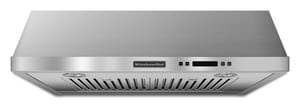 Kitchenaid Architect® 600 cfm 30 in. Under Cabinet Range Hood KKXU4230YSS