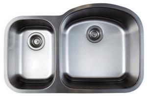 Blanco America Stellar? ADA 2-Bowl Undermount Kitchen Sink in ...