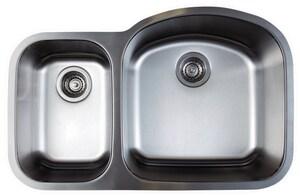 Blanco Usa Sinks : Blanco America Stellar? ADA 2-Bowl Undermount Kitchen Sink in ...