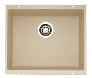 Blanco america precis large single bowl sink biscotti for Blancoamerica com kitchen sinks