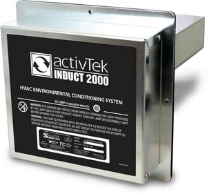Activ Tek Environmental Ozone Free AIR Purification System AUS40663B