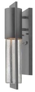 Hinkley Lighting 15-1/2 in. 60W 1-Light Outdoor Wall Lantern H1326