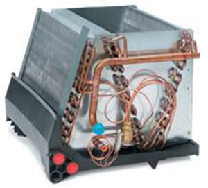 Rheem RCSL Series 24-1/2 in. 5 Ton Downflow, Upflow and Horizontal Uncased Coil for Air Handler RCSLHU6024CU