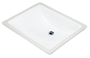 Danze Cobalt™ 18-3/4 x 14-1/2 in. Undercounter Bathroom Sink DDC067250