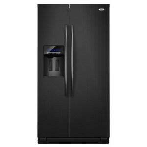 Whirlpool 26 cf Side-By-Side Refrigerator WWSF26C2EX