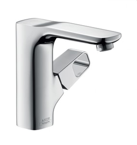 AXOR Urquiola 1.5 gpm 1-Hole Lavatory Faucet in Polished Chrome AX11020001