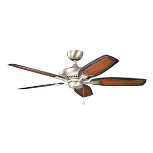 Kichler Lighting Canfield™ 52 in. 5-Blade Ceiling Fan KK300117